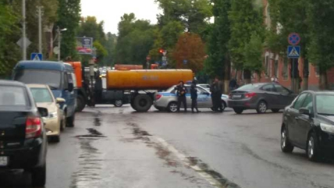 В Саратове перекрыто движение вокруг Покровского храма