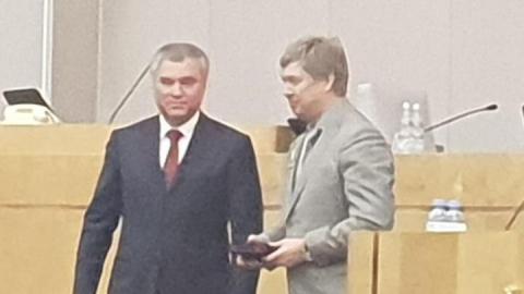 Николай Панков: Володин оценивает человека, стирая грань различий по партийности