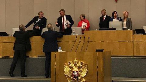 Николай Панков: Спрос с новых депутатов Госдумы будет по результатам работы