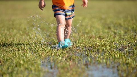 Трехлетний ребенок погиб в котловане с водой