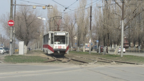Саратов рассчитывает на ремонт трамвайных путей за федеральные средства