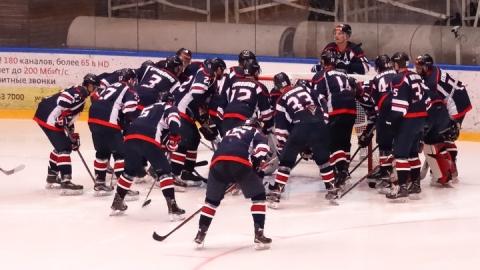 Саратовские хоккеисты повторно обыграли орских