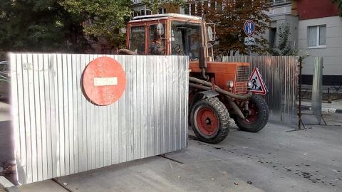 Предстоит замена отрезка магистрального водовода по улице Верхняя