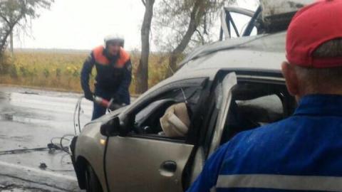 При столкновении «ГАЗели» и «Рено» погибли пять человек