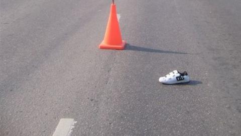 Автолюбитель на иномарке сбил бегущего мальчика