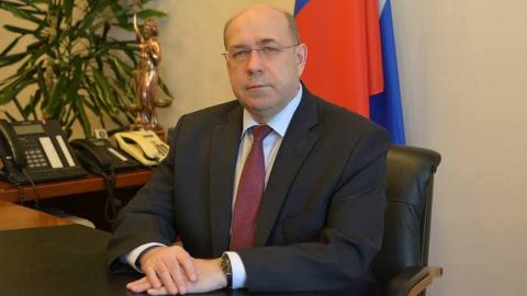Федор Телегин назначен председателем Саратовского областного суда
