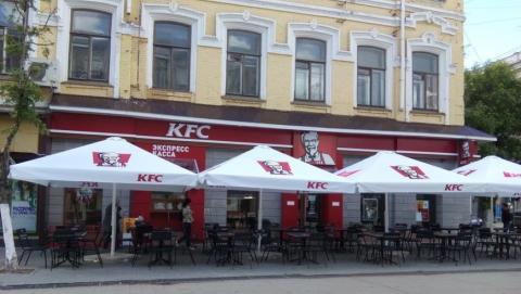 Регоператор: Сети ресторанов «KFC» предложено оплачивать вывоз мусора по нормативу