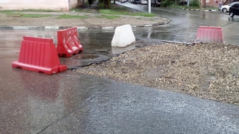 Завершены ремонтные работы на водопроводе по Мало-Динамовскому проезду