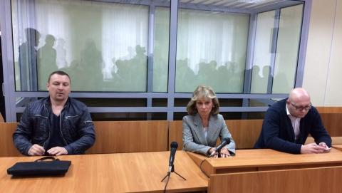 Дмитрия Миненкова приговорили к пяти годам колонии