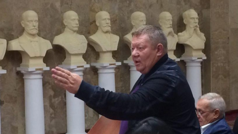 Николай Панков: Когда вывели из-под контроля депутатов Госдумы менее проблемные  дома, там ничего не делалось