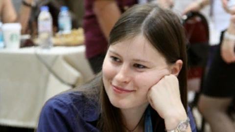 Саратовская шахматистка выиграла первую партию Всемирной Олимпиады