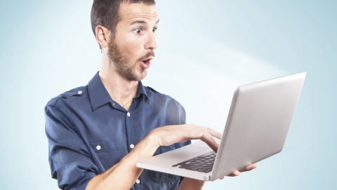 Мужчина разместил порно на своей странице в Сети