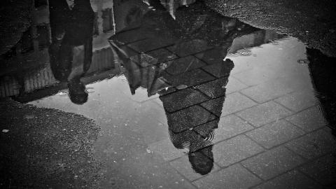 На Саратов надвигается дождь