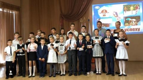 Сергей Улегин поздравил саратовских школьников с успешной сдачей комплекса ГТО