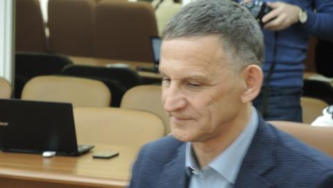Иван Чепрасов подал в отставку