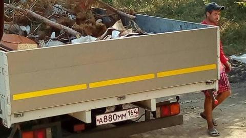 Регоператор: Разгрузка строительного мусора на контейнерных площадках обернется штрафами