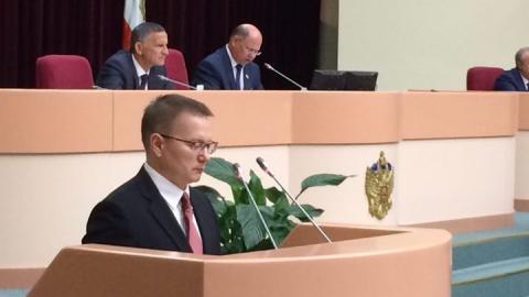 Министром финансов Саратовской области назначен Станислав Кошелев