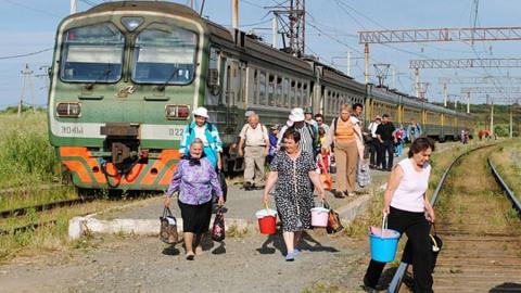 В Саратовской области отменяются «дачные поезда»