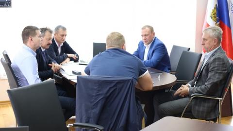 Регоператор провел совещание по вопросу вывоза ТКО из Волжского района Саратова
