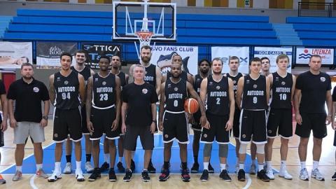 Саратовские баскетболисты проиграли первый матч Кубка России