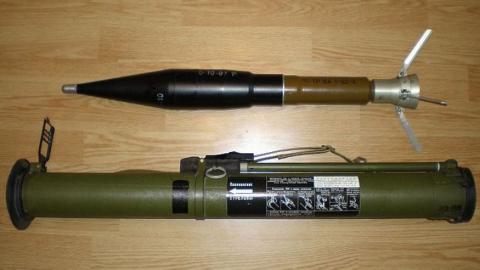 Росгвардия скупает у населения гранатометы по десять тысяч рублей