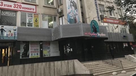 В Саратове из-за нарушений пожарной безопасности закрыт дом быта «Орбита»
