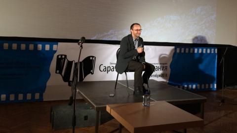 """Андрей Звягинцев рассказал о """"приключении"""" в Саратове, цензуре и любви в """"Нелюбви"""""""