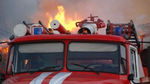 В области горели дом, квартира, бани, производственные здания
