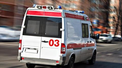 В лобовом столкновении иномарок пострадал 5-летний ребенок