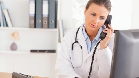 Сегодня стартует «горячая линия» по профилактике гриппа