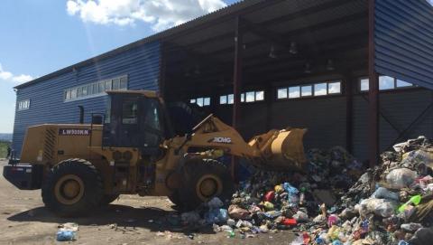 Регоператор обеспечил безопасную обработку и захоронение более 10 тысяч тонн ТКО из Ленинского района Саратова