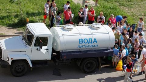 В трех районах Саратова более суток не будет воды