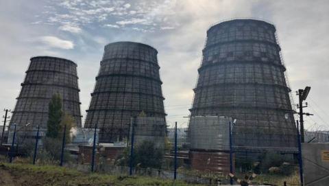 Журналистам показали новый водовод на ТЭЦ-5
