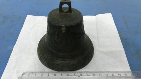 Из Саратовской области пытались вывезти колокол XIX века