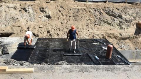 Энергетики завершают благоустройство мест Re:Конструкции в Саратове