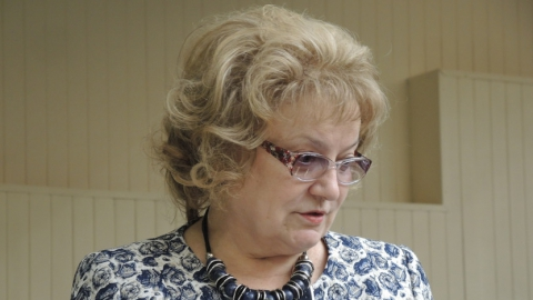Ольга Алимова хочет отозвать свой голос за пенсионную реформу