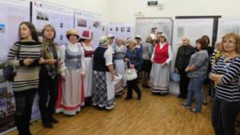 В музее открылась выставка «Немцы в российской истории»