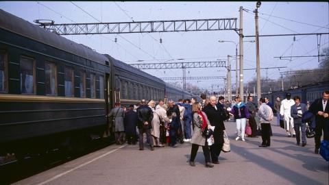 На ноябрьские праздники назначаются дополнительные поезда в Москву