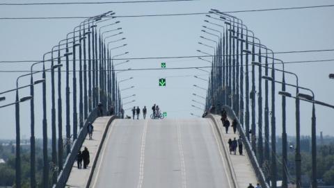 Московский юрист заработал на 400 рублей на саратовском мосту