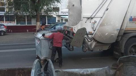 Количество мусоровывозящей техники в зоне деятельности Регоператора превысило 350 единиц