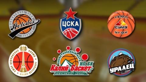 Саратовские баскетболисты дома проиграли ЦСКА