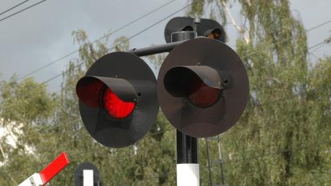 Закрывается железнодорожный переезд у Багаевки