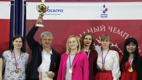 Саратовские шахматисты выиграли два российских «золота» и «серебро»