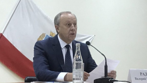 Валерий Радаев намерен осовременить отдаленные районы области
