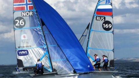 Саратовская яхтсменка стала второй в олимпийском классе