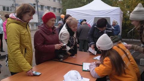 Дни здоровья с «ЭнергосбыТ Плюс» прошли в Балаково