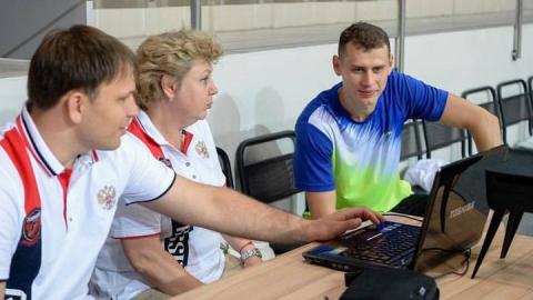 Главный фаворит чемпионата России по бадминтону ограничился «бронзой»
