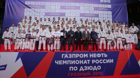 Два саратовских дзюдоиста выиграли медали чемпионата России