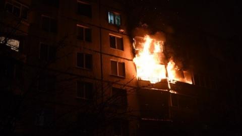 Пожар на Первомайской унес жизнь 80-летней хозяйки квартиры