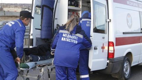 На Соколовогорской в результате ДТП пострадали три человека